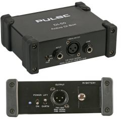 Pulse Active DI Box Guitar Keyboard