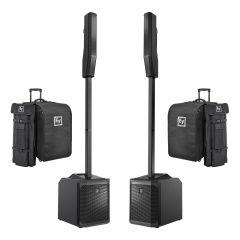 Electro-Voice EVOLVE 30M Portable Column Speaker System (Bundle)