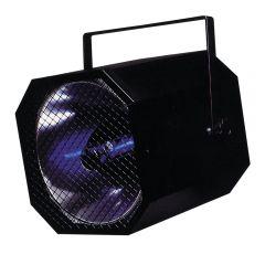 Eurolite UV Cannon 400W Ultraviolet Blacklight Neon Rave Party inc Lamp