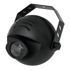 Eurolite LED PST-9W Narrow Beam Pinspot 9W 3 RGB LED DMX Spotlight Mirrorball
