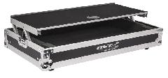 BST Flightcase inc Laptop Shelf Workstation Case for Pioneer DDJ-SX2 / DDJ-RX