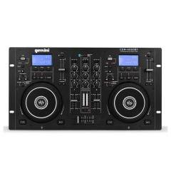 Gemini Sound CDM-4000BT Dual CD Player Bluetooth Disco DJ Sound System