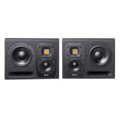 2x HEDD Studio Monitor Type 20 L/R