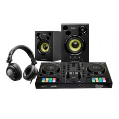 Hercules Inpulse 500 DJ Controller Bundle