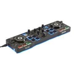 Hercules DJControl Starlight DJ Controller Serato USB Mixer Disco Party