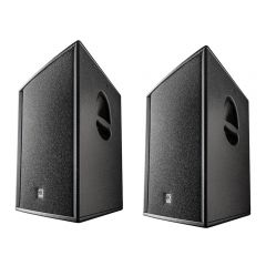 """2x HK Audio PRO12XD Active PA Speaker 12"""" 1200W DSP PA System"""