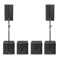 HK Audio Linear 3 High Performance Pack 7200W Sound System PA DJ Disco