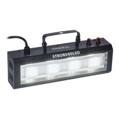Ibiza Light Powerful 80W LED Strobe