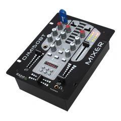 Ibiza Sound 2 Way / 5 Channel USB DJ Mixer