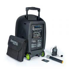 Ibiza Sound PORT12-MKII VHF Portable PA System