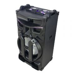 "Ibiza Sound STANDUP18-MAX Active Speaker Sound System 18"" 900W Bluetooth DJ"