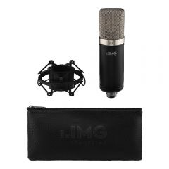 IMG Stageline ECMS-70 Studio Condenser inc. Mount and Case