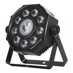 Leuchtkraft PARL-7730 LED PAR Spot Light with 3-in-1 Effect