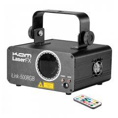 Kam iLink 500RGB Laser Light 500mW inc IR Remote