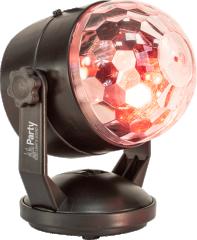 Party Light Sound Kidz-Disco RGB Disco Ball Light Effect For Karaoke Party