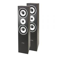 LTC 350W Floor Standing Speakers (Black)