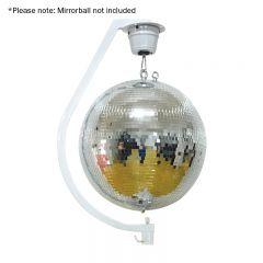 Equinox Curve Max Mirror Ball Hanging Bracket up to 300mm - 500mm 30cm - 50cm *B-Stock