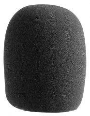 Pulse Microphone Windshield Black
