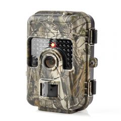 Nedis HD Wildlife Camera 16 MP Full HD Video 3 MP CMOS Night View Outdoor