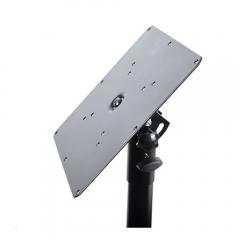 Novopro TVM35 Podium plate stand adapter for 35mm Speaker Stand DJ Karaoke