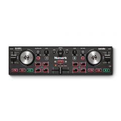 Numark DJ2GO2 Touch Portable Pocket-sized DJ Controller