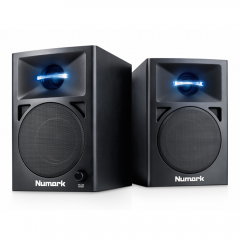 Numark N-Wave 360 Active Studio Monitor Speakers (Pair)