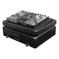 Odyssey Black KROM Universal Small Size DJ Controller Carrying Case for Denon MC4000