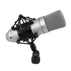 Omnitronic MIC CM-77 Condenser Studio Microphone