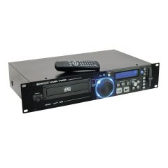 Omnitronic XMP-1400 CD Player