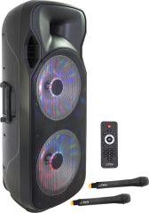 "Ibiza Sound Portable Sound System 2x 15"" 1000W"