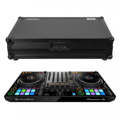 Pioneer DDJ1000 4Ch DJ Controller With FX For rekordbox DJ Software Plus Odyssey Hard Case