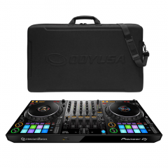 Pioneer DDJ1000 4Ch DJ Controller With FX For rekordbox DJ Software Plus Odyssey Soft Case