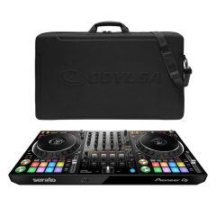 Pioneer DDJ1000SRT 4Ch DJ Controller With FX for Serato DJ Software Plus Odyssey Soft Case