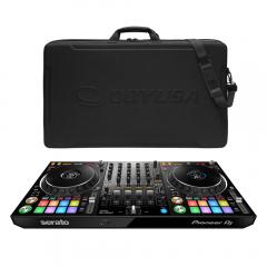 Pioneer DDJ1000SRT 4Ch DJ Controller With FX for Serato DJ Software Plus Odyssey Soft Case