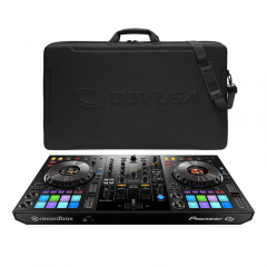 Pioneer DDJ800 2Ch DJ Controller With FX For rekordbox DJ Software Plus Odyssey Case