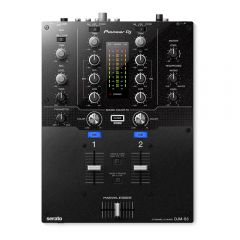 Pioneer DJ DJMS3 Two-Channel Mixer for Serato DJ and Serato DVS