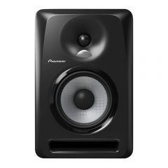 "Pioneer DJ SDJ50X Bi-Amped 2-Way 5"" Active DJ Monitor 80W Each BLACK"