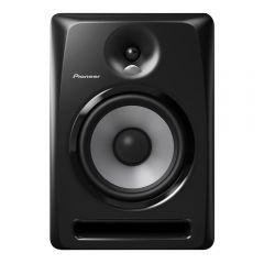 "Pioneer DJ SDJ80X Bi-Amped 2-Way 8"" Active DJ Monitor 160W Each BLACK"