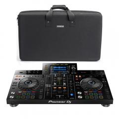 Pioneer XDJRX2 All in One 2 Channel 2 Deck DJ System for rekordbox Plus Magma Case