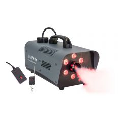 Party Light & Sound 1200W Fog Machine with RGB LEDs