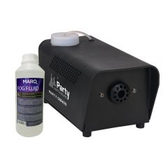 PLS SM400 400w Smoke Machine inc. Wired Remote & 1L Fluid