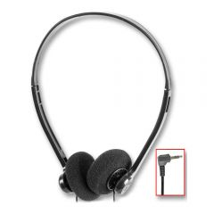 Pro Signal Stereo Headphones with 1.8m Lead