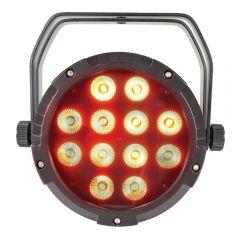QTX HIPAR-120 Weatherproof Par Can IP65 LED Uplighter 12 x 10W RGBW
