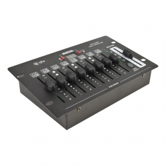 QTX Par Fader 32ch DMX Lighting Controller Desk Battery Powered