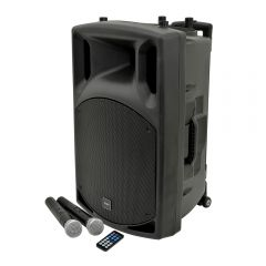 "QTX QX15PA Portable PA System Bluetooth High Power 15"""