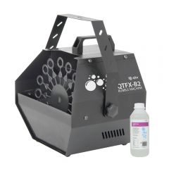 QTX Bubble Machine inc. 1L Fluid
