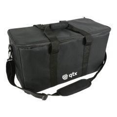 QTX 4Way PAR Can & Aceessories Transport Bag with Removeable Dividers
