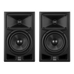 "2x RCF Ayra Pro 6 Active Studio Monitor 6.5"" Speaker Professional"