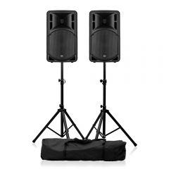 """2x RCF ART 312 MK4 Passive 300W 12"""" Speakers Package"""