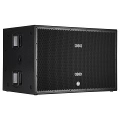 """RCF SUB 8006-AS Active Subwoofer 5000W 2x 18"""" Sound System Speaker"""